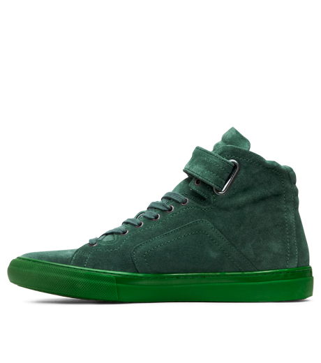 Pierre Hardy(ピエール アルディ)のSuede Calf-GREEN-A1101 詳細画像2