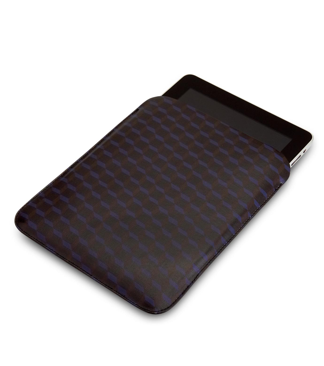 Pierre Hardy(ピエール アルディ)のI-pad case-BROWN-A1IPAD-42 拡大詳細画像3