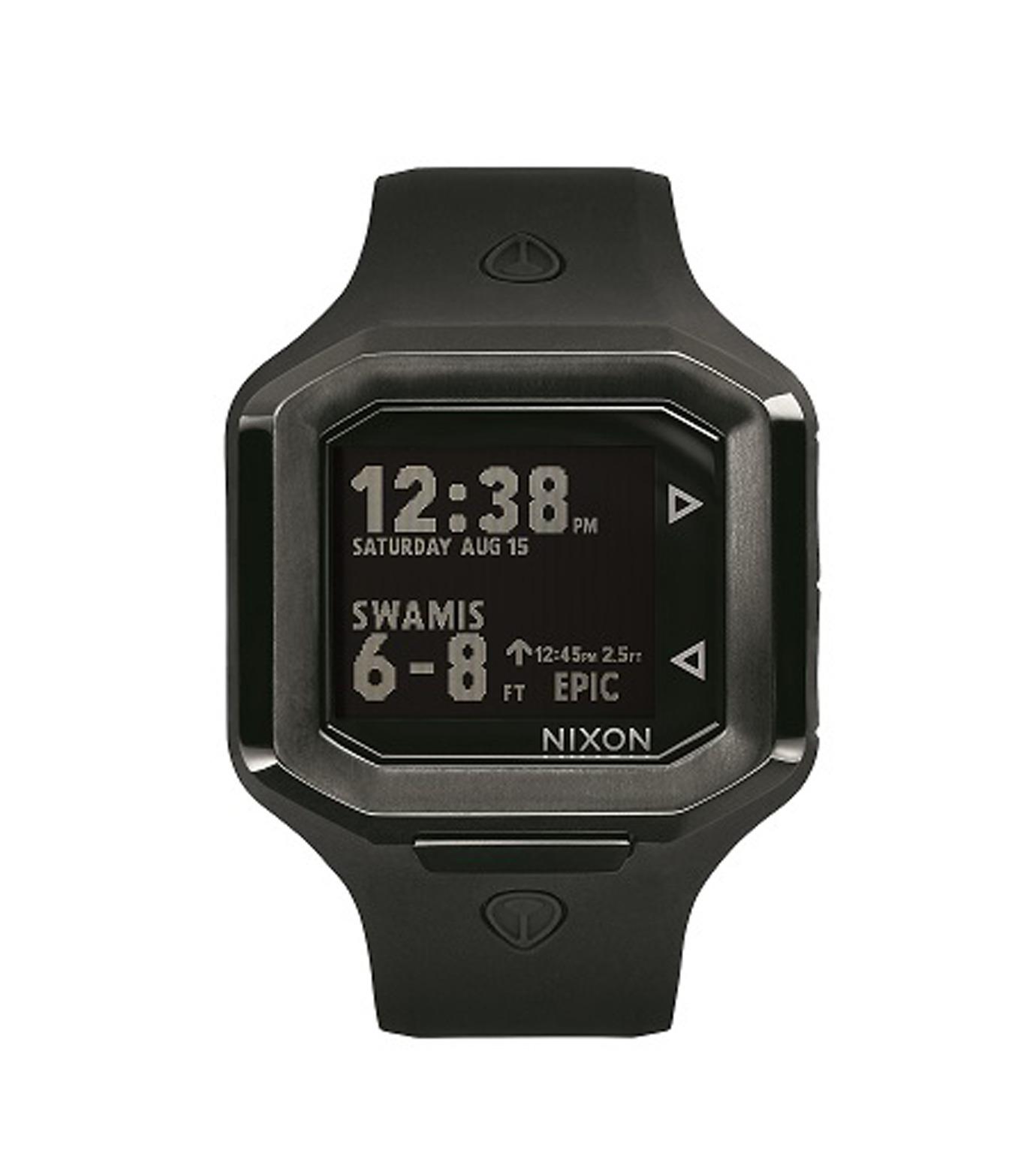 Nixon(ニクソン)のULTRATIDE-BLACK(ウォッチ/watch)-A476-13 拡大詳細画像1