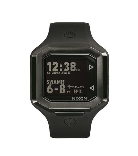 Nixon(ニクソン)のULTRATIDE-BLACK(ウォッチ/watch)-A476-13 詳細画像1