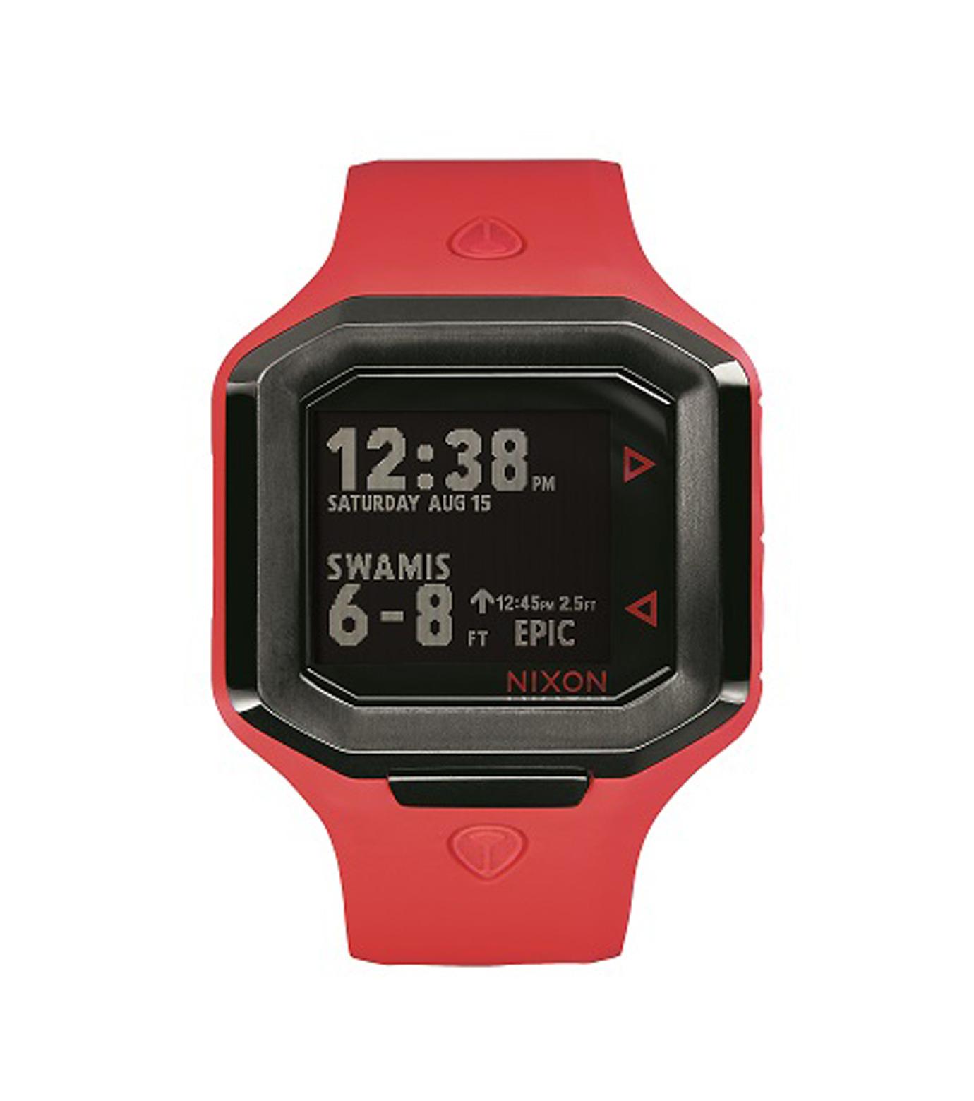 Nixon(ニクソン)のULTRATIDE-RED(ウォッチ/watch)-A476-62 拡大詳細画像1