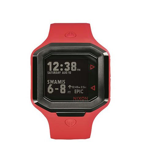 Nixon(ニクソン)のULTRATIDE-RED(ウォッチ/watch)-A476-62 詳細画像1