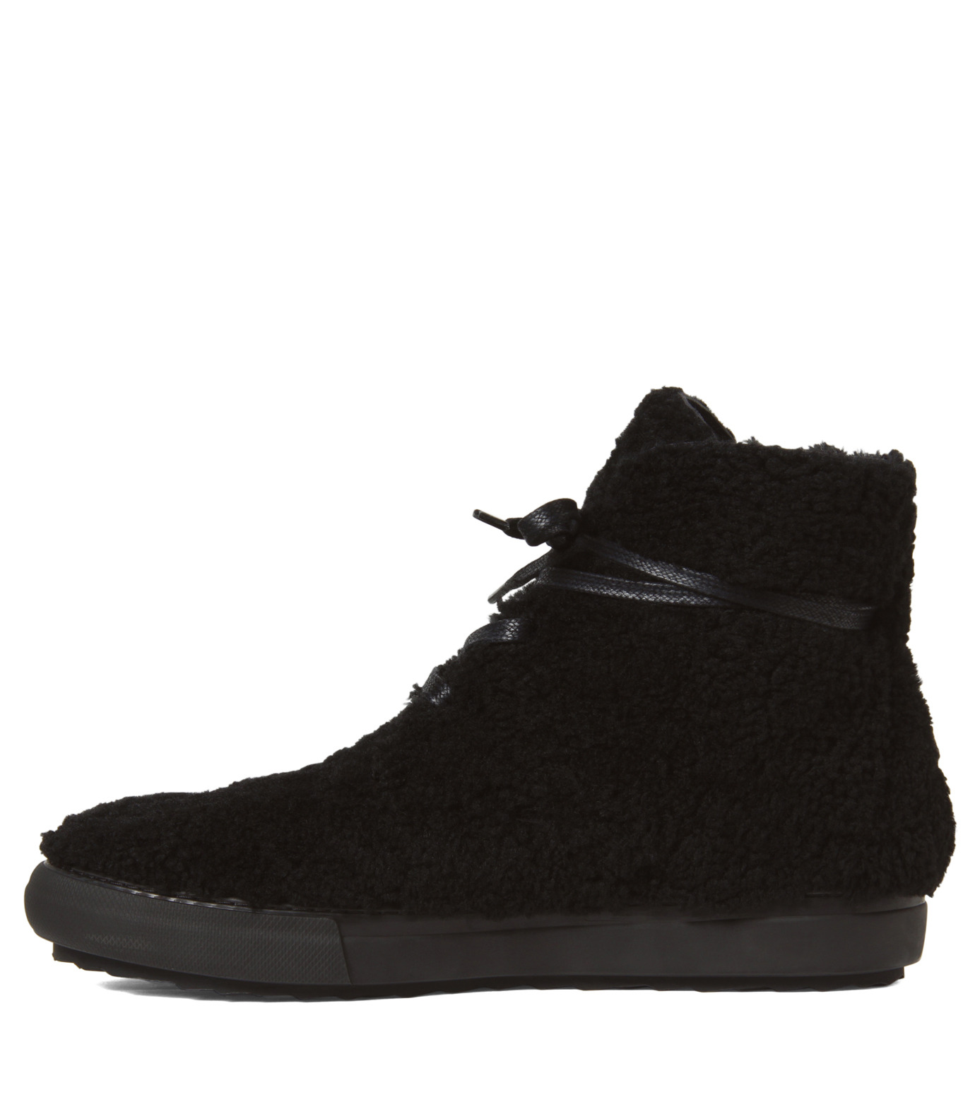 Pierre Hardy(ピエール アルディ)のMoutonChuckerBoots-BLACK(シューズ/shoes)-A4GX02SHEARL-13 拡大詳細画像2