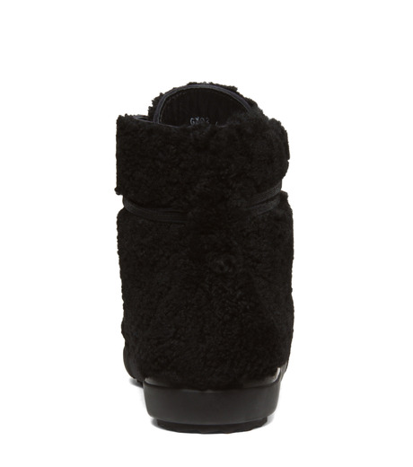 Pierre Hardy(ピエール アルディ)のMoutonChuckerBoots-BLACK(シューズ/shoes)-A4GX02SHEARL-13 詳細画像3