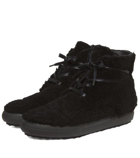Pierre Hardy(ピエール アルディ)のMoutonChuckerBoots-BLACK(シューズ/shoes)-A4GX02SHEARL-13 詳細画像4