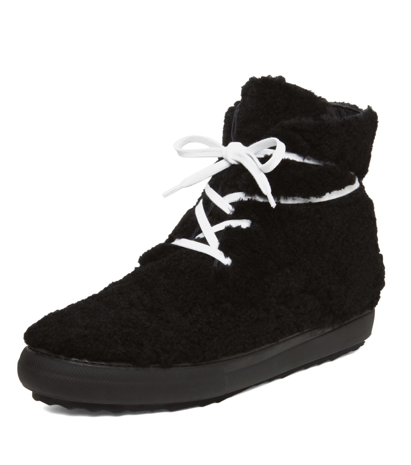 Pierre Hardy(ピエール アルディ)のMoutonChuckerBoots-BLACK(シューズ/shoes)-A4GX02SHEARL-13 拡大詳細画像5