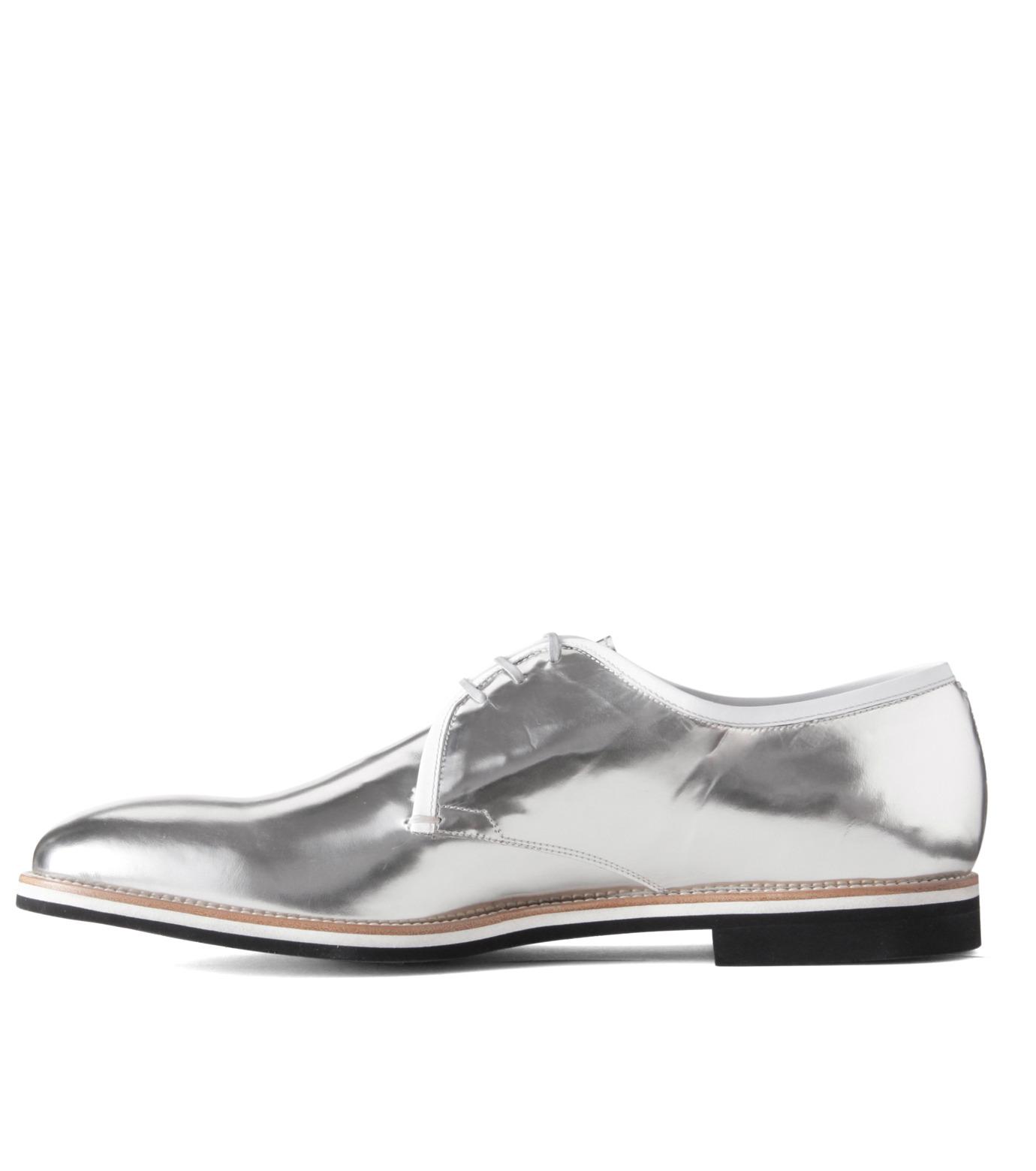 Sergio Rossi(セルジオ ロッシ)のDerby-SILVER(シューズ/shoes)-A61190-1 拡大詳細画像2