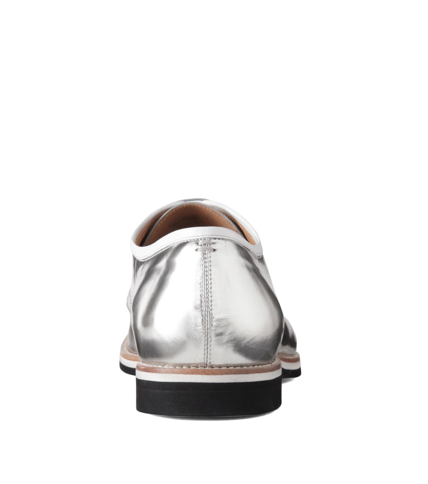 Sergio Rossi(セルジオ ロッシ)のDerby-SILVER(シューズ/shoes)-A61190-1 拡大詳細画像3