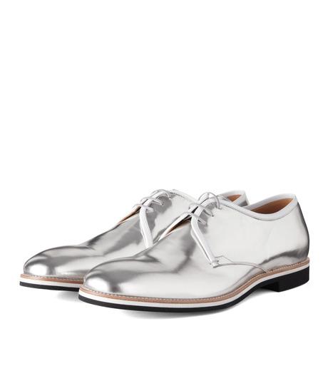 Sergio Rossi(セルジオ ロッシ)のDerby-SILVER(シューズ/shoes)-A61190-1 詳細画像4