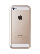 SQUAIR Duralumin Bumper iPhone5/5S GOLD