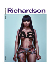 Richardson Magazine Richardson A8 - The America Issue -