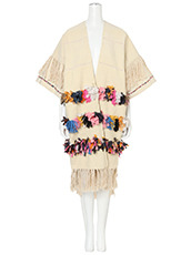 Apiece Apart() Suenos Rug Art Coat