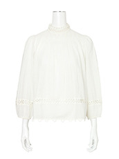 Apiece Apart() Tula High Neck Blouse