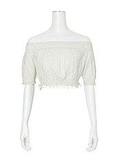 Apiece Apart() Oeste Off Shoulder Top