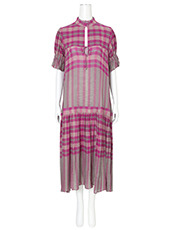 Apiece Apart() Los Altos Plaid Dress