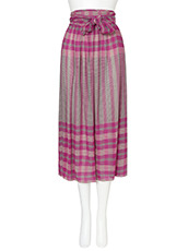 Apiece Apart() La Elisa Wrap Skirt