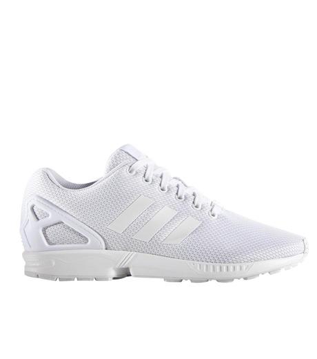 adidas(アディダス)のadidas ZX FLUX-WHITE(シューズ/shoes)-AF6403-4 詳細画像1