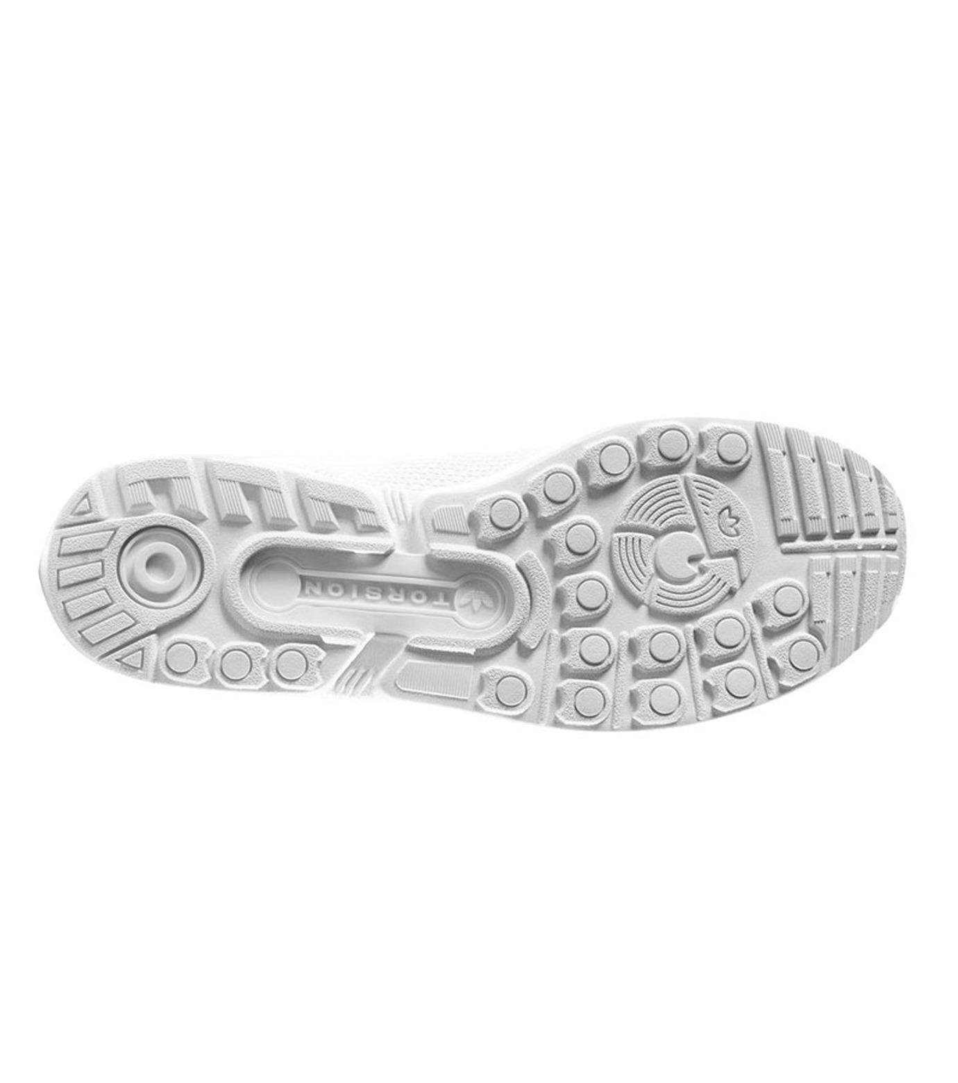adidas(アディダス)のadidas ZX FLUX-WHITE(シューズ/shoes)-AF6403-4 拡大詳細画像2