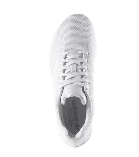 adidas(アディダス)のadidas ZX FLUX-WHITE(シューズ/shoes)-AF6403-4 詳細画像3