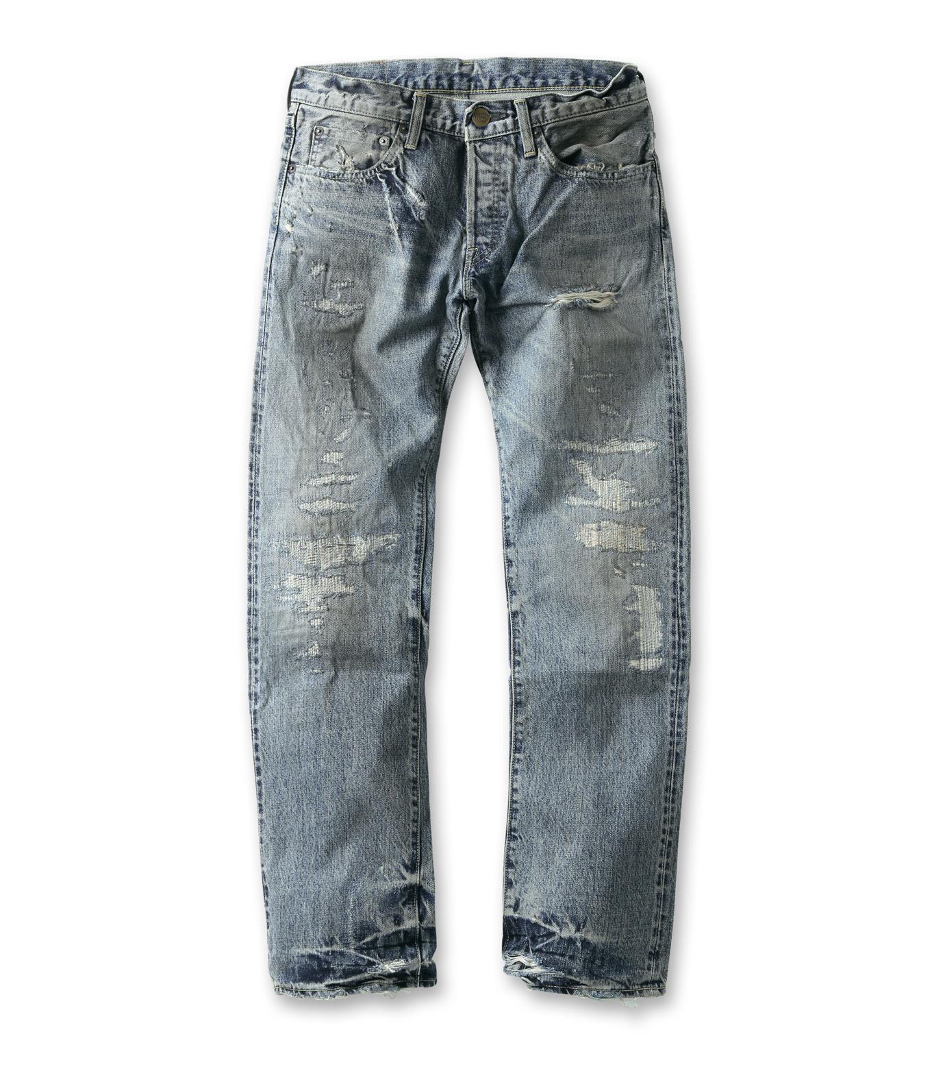Heddie Lovu(エディー ルーヴ)のALD-CTM-02-BLUE(パンツ/pants)-ALD-CTM-02-92 拡大詳細画像1