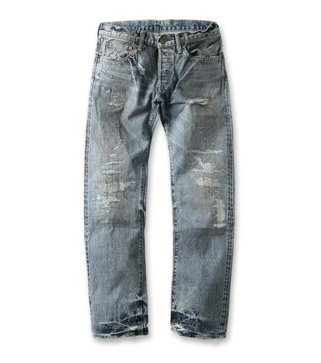 Heddie Lovu(エディー ルーヴ)のALD-CTM-02-BLUE(パンツ/pants)-ALD-CTM-02-92 詳細画像1