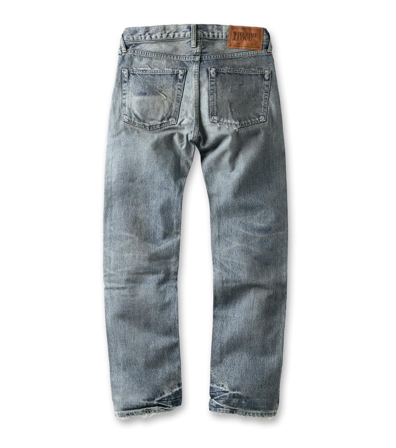 Heddie Lovu(エディー ルーヴ)のALD-CTM-02-BLUE(パンツ/pants)-ALD-CTM-02-92 拡大詳細画像2
