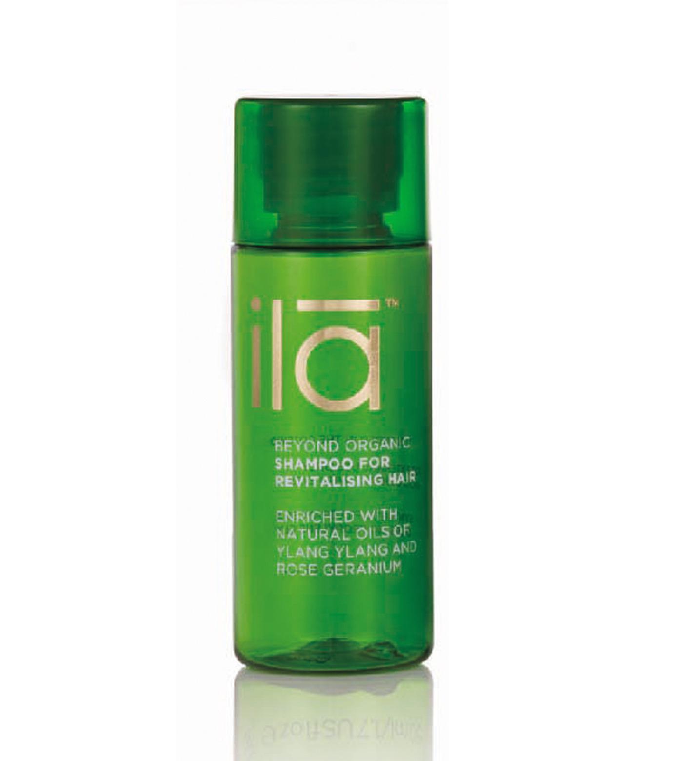 ila(イラ)のShampoo-LIGHT GREEN(HAIR-CARE/HAIR-CARE)-AMN025-21 拡大詳細画像1