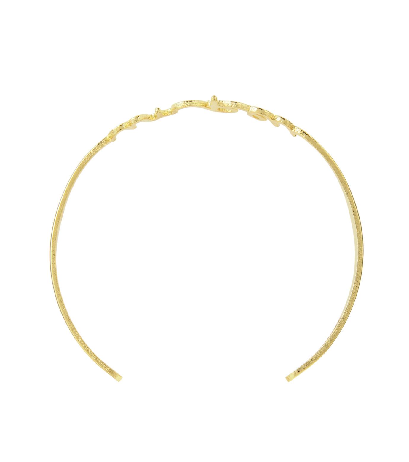 VANINA(バニーナ)のA la folie Bracelet-GOLD(アクセサリー/accessory)-AMOUR-Foli-L 拡大詳細画像3