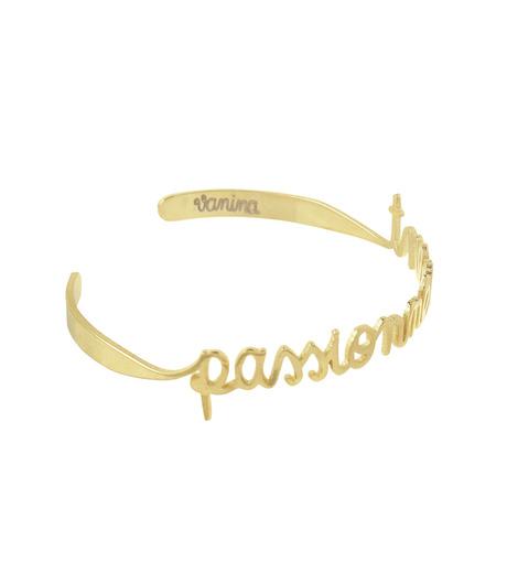 VANINA(バニーナ)のPassionnement Bracelet-GOLD(アクセサリー/accessory)-AMOUR-Pass-L 詳細画像2