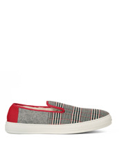 TAISE by SOUSTS ANATOLE Grey/Red