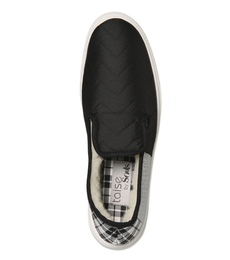 TAISE by SOUSTS(TAISE by SOUSTS)のAnatole Black Quilted-BLACK(スニーカー/sneaker)-ANATOLE-13 詳細画像5