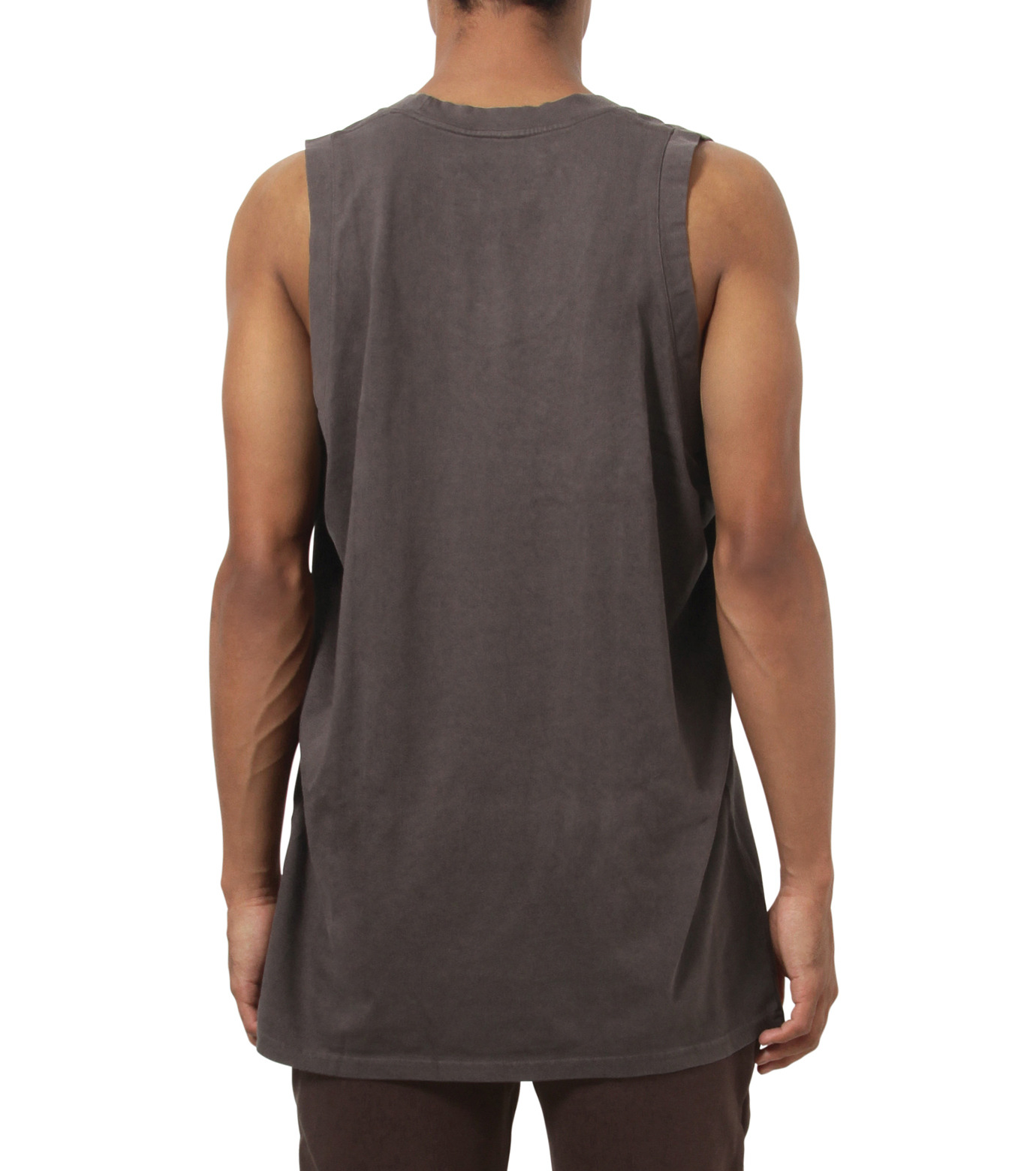 YEEZY adidas(YEEZY adidas)のJersey Tank-BROWN(カットソー/cut and sewn)-AO2609-42 拡大詳細画像2