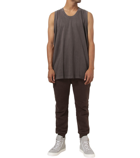 YEEZY adidas(YEEZY adidas)のJersey Tank-BROWN(カットソー/cut and sewn)-AO2609-42 詳細画像3