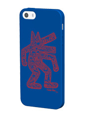Grapht Keith Haring iphone5 Case