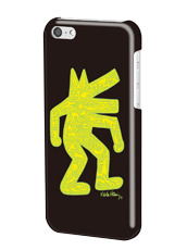Grapht Keith Haring ipnone5C Case