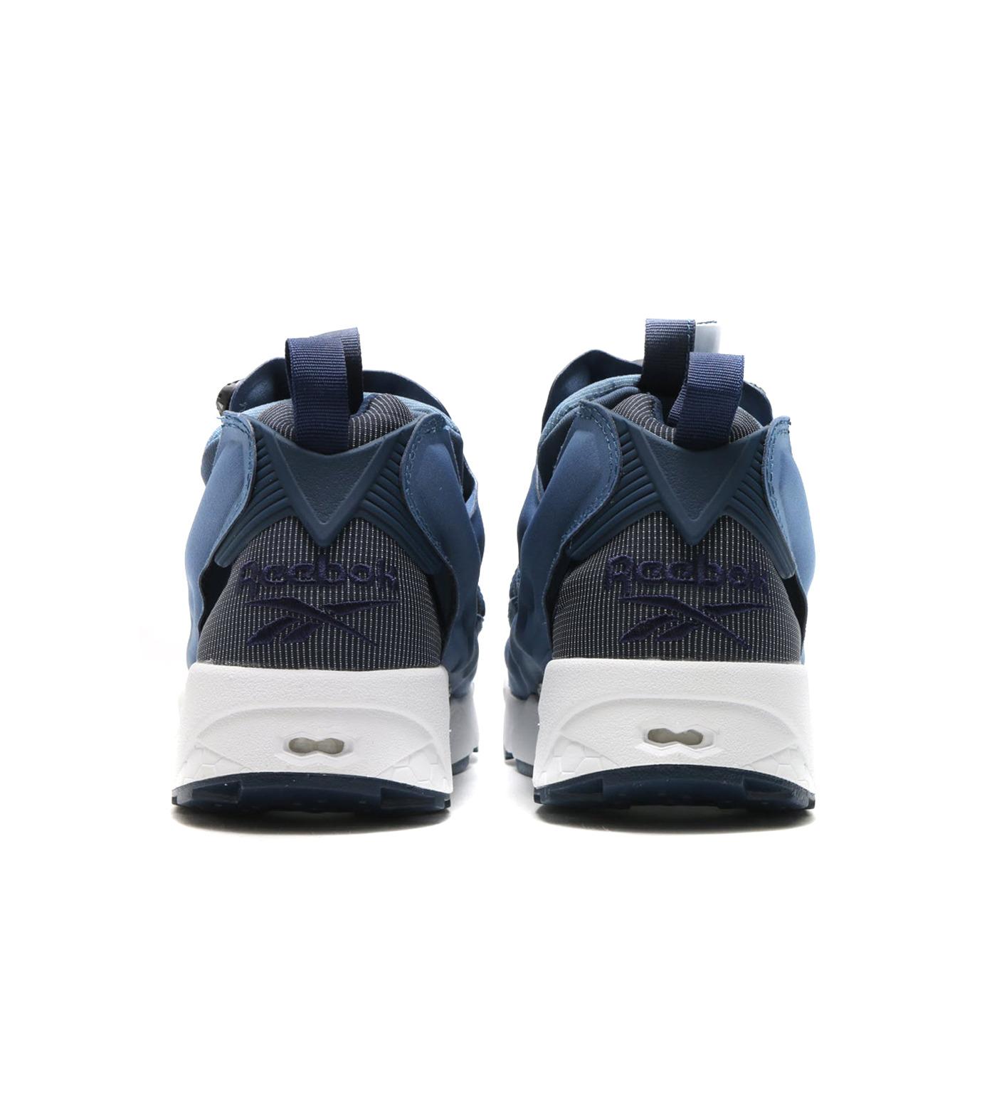 Reebok(リーボック)のINSTAPUMP FURY TECH-NAVY(シューズ/shoes)-AR0624-93 拡大詳細画像4