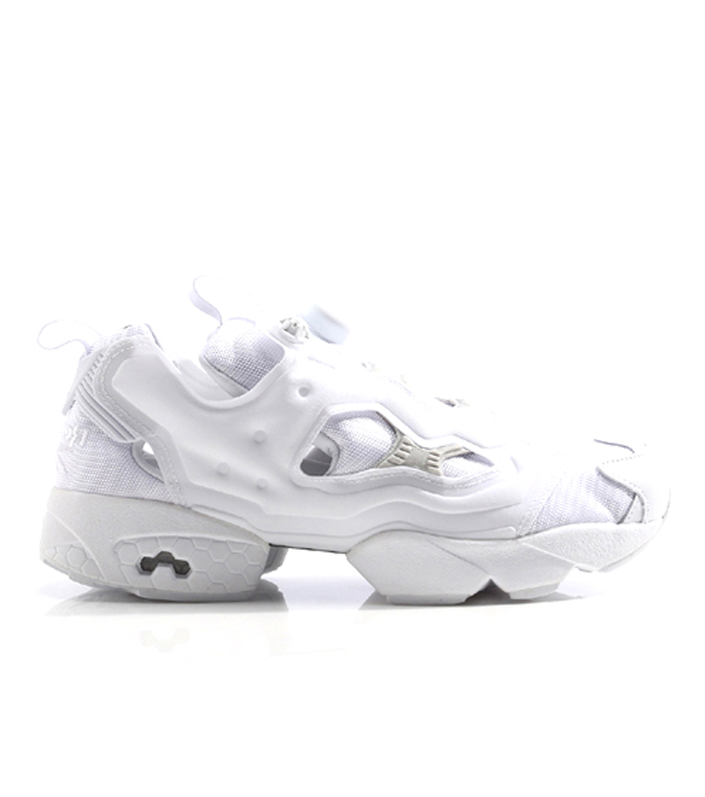 Reebok(リーボック)のINSTAPUMP FURY OG-WHITE(シューズ/shoes)-AR2199-4 拡大詳細画像1