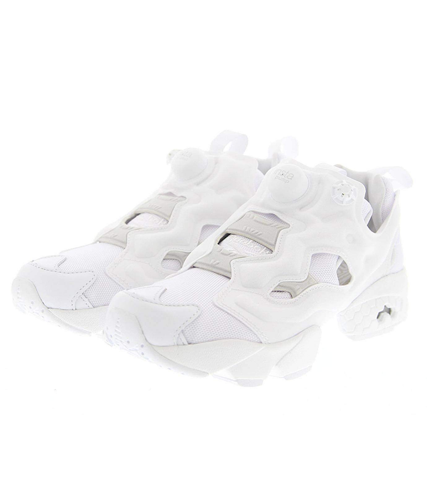 Reebok(リーボック)のINSTAPUMP FURY OG-WHITE(シューズ/shoes)-AR2199-4 拡大詳細画像3