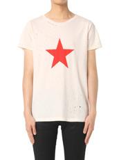 GARCONS INFIDELES(ギャルソン・インフィデレス) Star Printed T