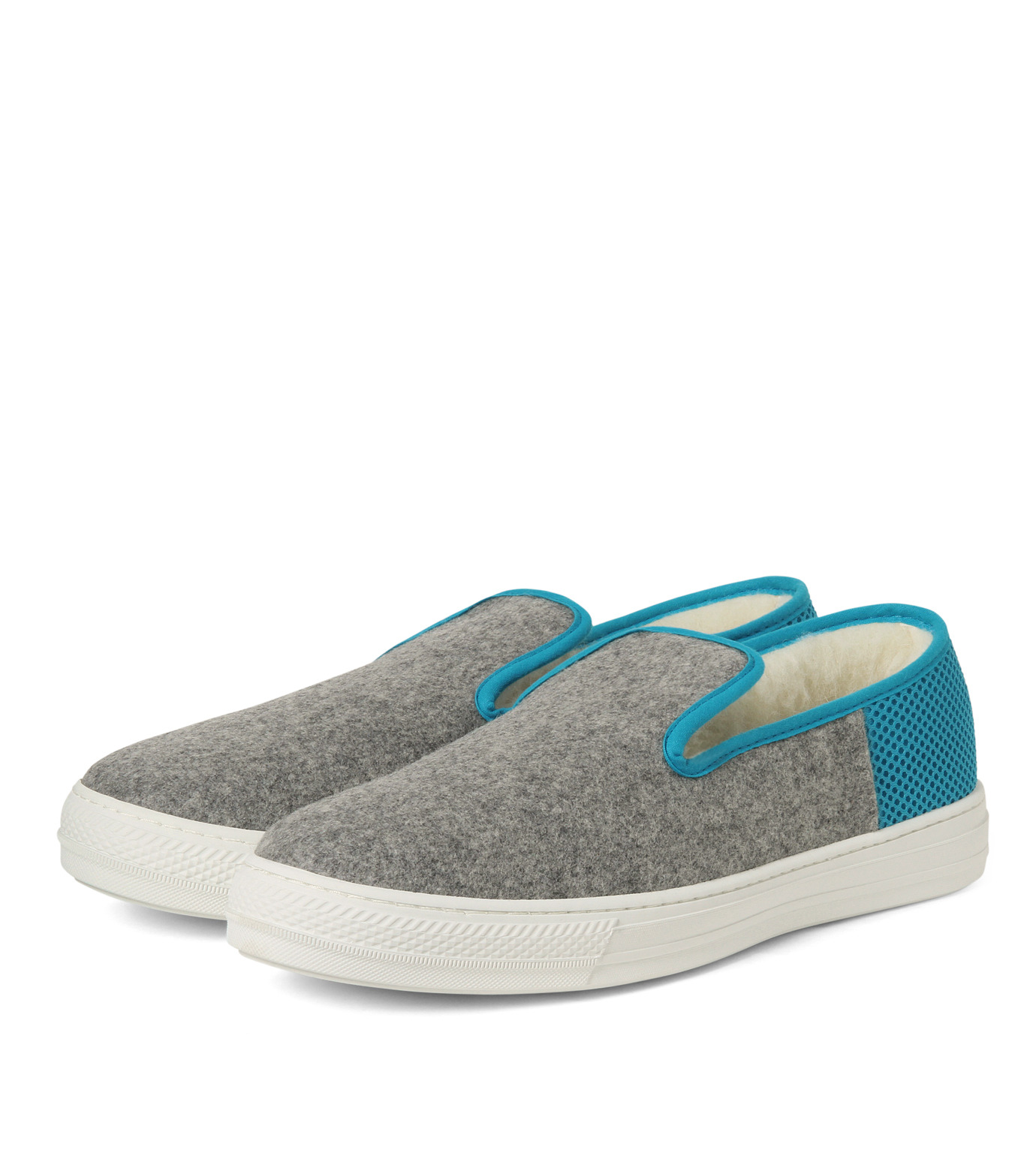 TAISE by SOUSTS(TAISE by SOUSTS)のArsene Turquoise-TURQUOISE(スニーカー/sneaker)-ARSENE-95 拡大詳細画像4