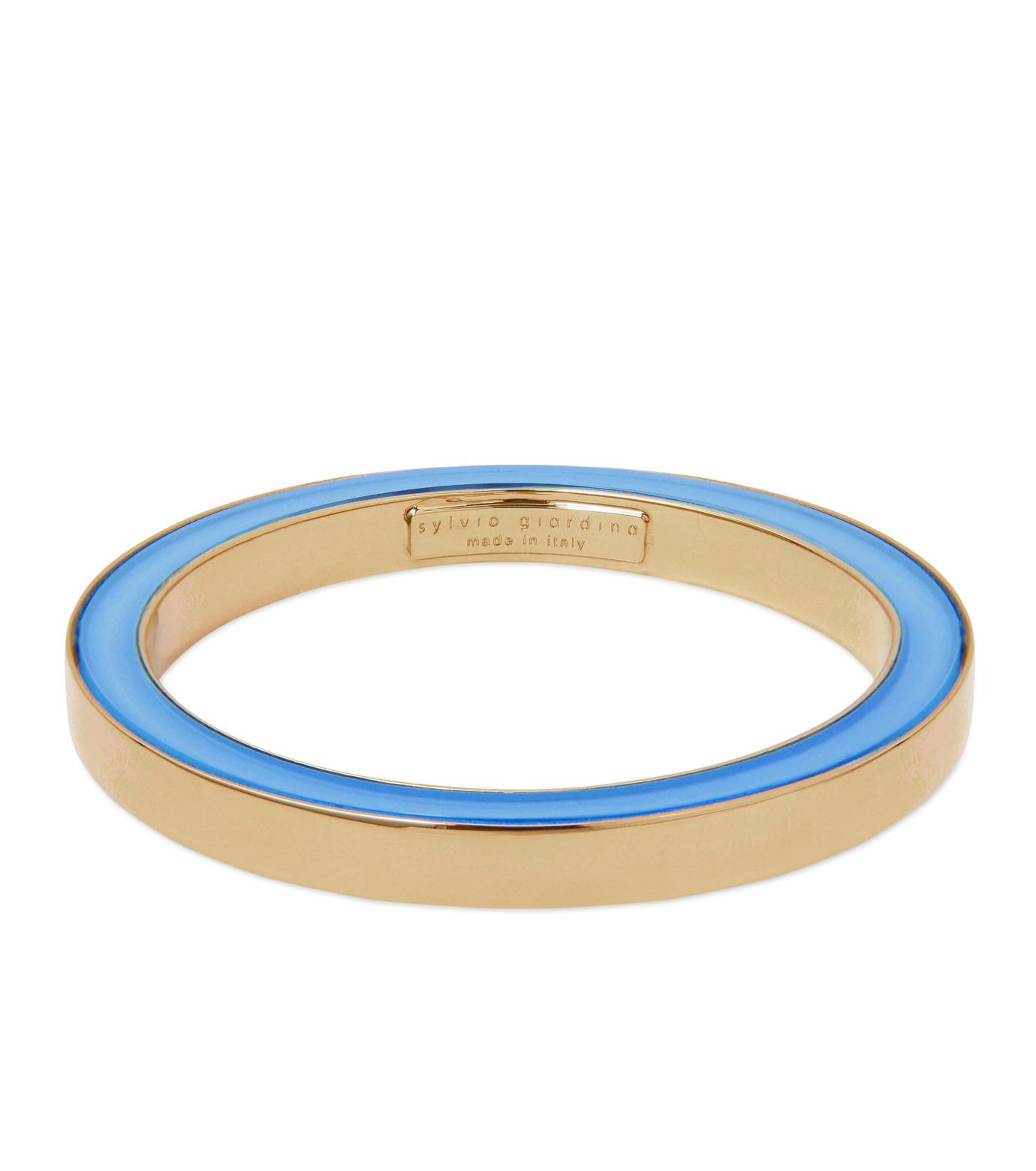 Sylvio Giardina(シルビオ・ジャルディーナ)のBracelet-LIGHT BLUE(ブレスレット/bracelet)-ART57-91 拡大詳細画像3