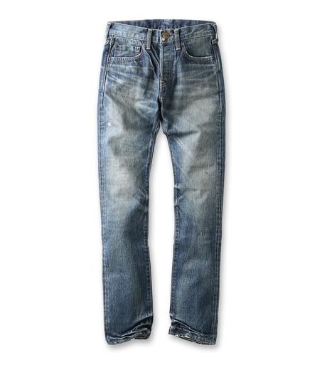 Heddie Lovu(エディー ルーヴ)のASHMidiumBody-BLUE(パンツ/pants)-ASH-MID-13A-92 詳細画像1