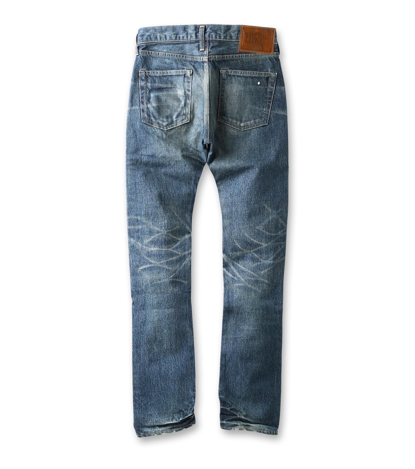 Heddie Lovu(エディー ルーヴ)のASHMidiumBody-BLUE(パンツ/pants)-ASH-MID-13A-92 拡大詳細画像2