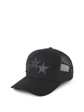 AMIRI() Star Trucker Hat