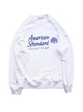 Richardson Magazine American Standard Raglan Crew