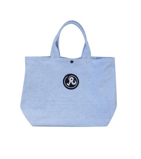 Richardson Magazine(リチャードソン マガジン)のDenim Tote-BLUE(ハンドバッグ/hand bag)-AW16011-92 詳細画像1