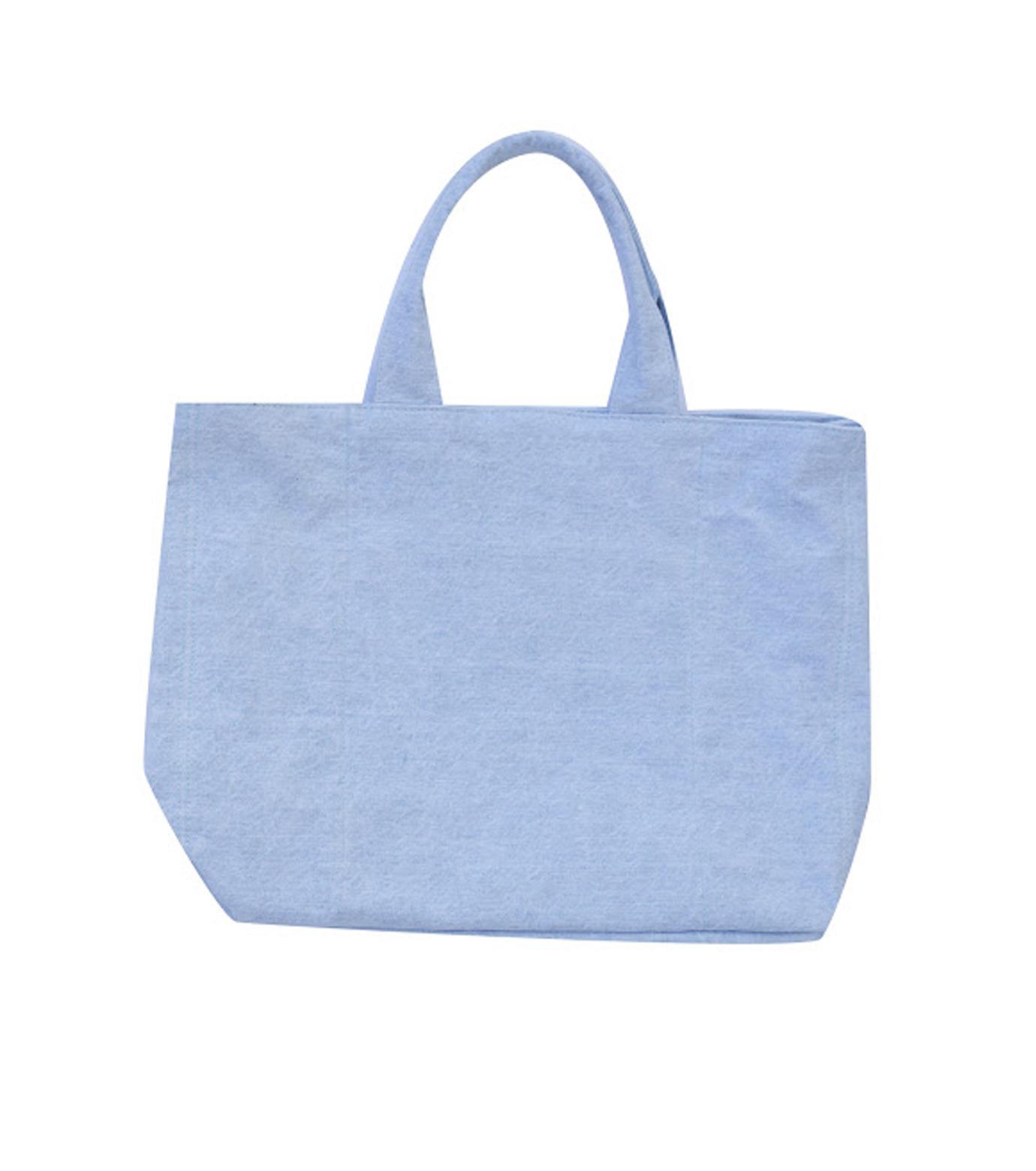 Richardson Magazine(リチャードソン マガジン)のDenim Tote-BLUE(ハンドバッグ/hand bag)-AW16011-92 拡大詳細画像2