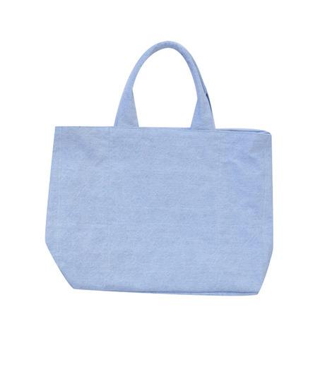 Richardson Magazine(リチャードソン マガジン)のDenim Tote-BLUE(ハンドバッグ/hand bag)-AW16011-92 詳細画像2