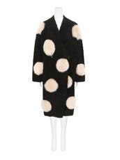 ANNE VEST(アンベスト) Layla Coat w/Dots Reversible