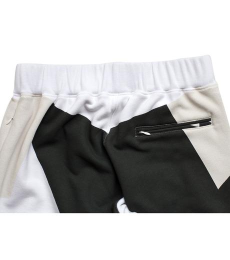 Richardson Magazine(リチャードソン マガジン)のDazzle Sweatpants-BLACK-AW16042-13 詳細画像3